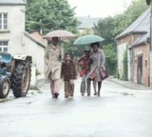 Schwarze im Dorf