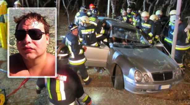 Der Unfallwagen, Omar Masiero