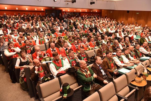 52. Bundesversammlung des Südtiroler Schützenbundes (Fotos: Südtiroler Schützenbund / Enzo Cestari)