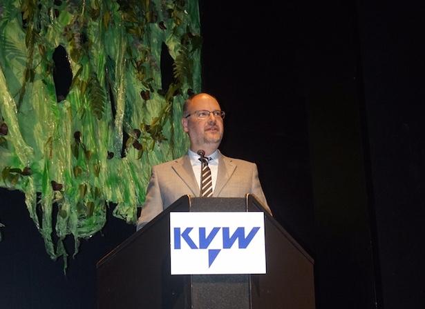Landesvorsitzender Werner Steiner
