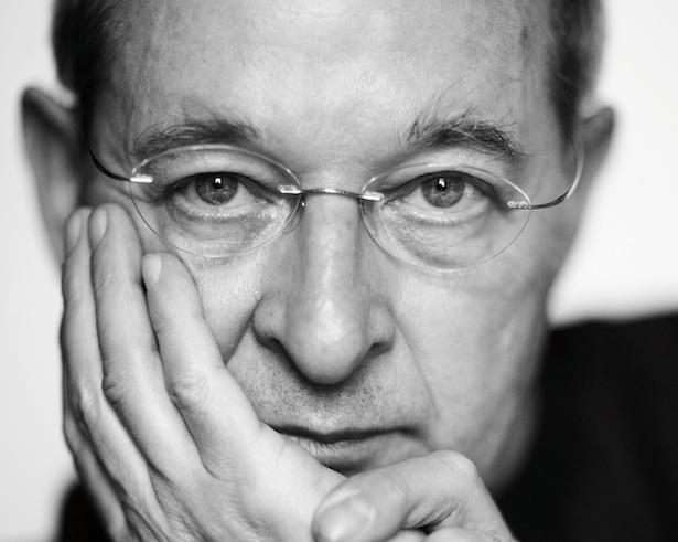 Péter Nádas (Foto: Barna Burger)