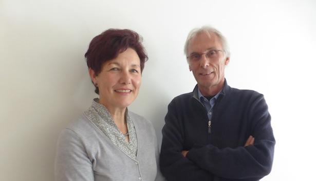 Claudia Plaikner und Josef Vieider