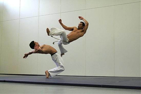 Der Tanz Capoeira