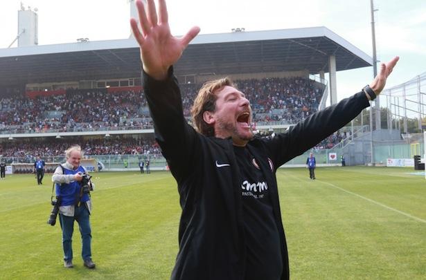 Giovanni Stroppa (Fotos: Foggia Calcio)