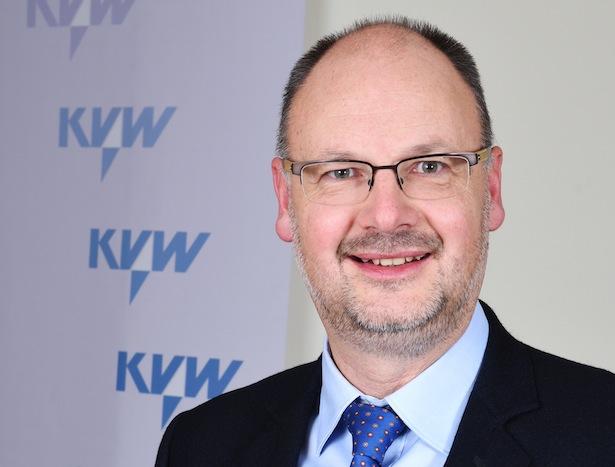 KVW-Obmann Werner Steiner