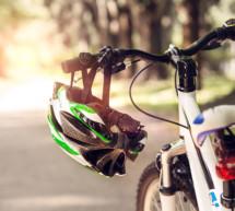 Sturz vom Fahrrad