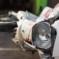 Motorrad gegen Pkw