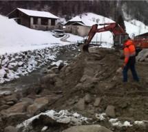 Uferschutz in Prettau