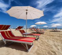 Der Strand-Countdown