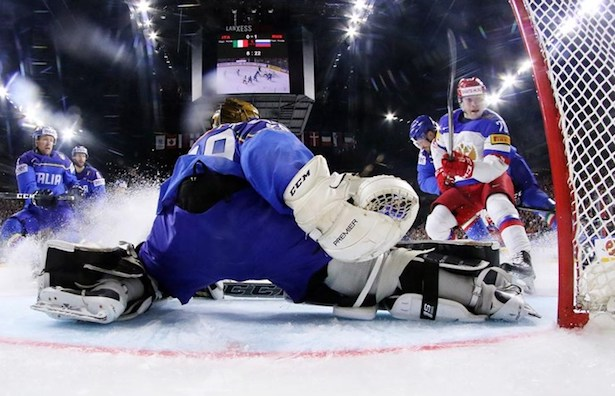 Fotos by Andre Ringuette/HHOF-IIHF Images)