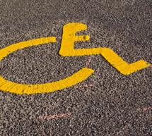 Streik im Behindertentransport