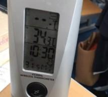 Hitze-Alarm im Klassenzimmer