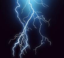 Blitz trifft Gondeln