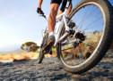 Sturz mit dem Rad