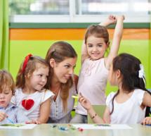 Diplomierte Kinderbetreuer