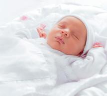Bozner Neujahrsbaby