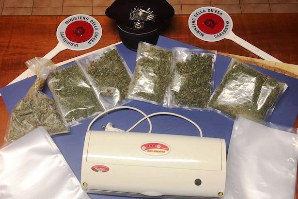 Die sichergestellten Drogen (Foto: Carabinieri)