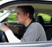 Irre Autofahrt