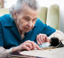 Gerupfte Rentner