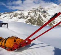 Skifahrer schwer verletzt