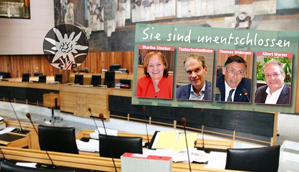 svp-wer-bleibt-wer-geht Landtag