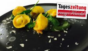 Tortellini mit Mascarpone-Füllung