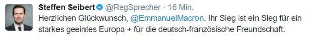 Steffen Seibert/Twitter