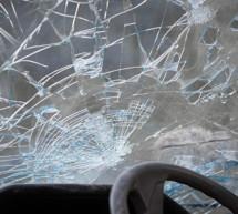 Auffahrunfall auf der Autobahn