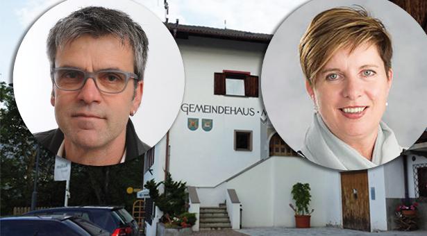 Romedius Kofler und Gabriela Kofler