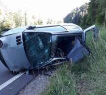 Crash in Passeier