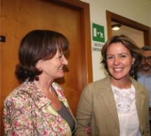 Martha & die Ministerin