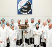 Start für Südtiroler Satellit