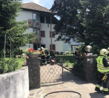 Chlorgasunfall in Auer