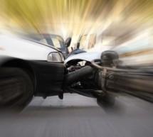 Motorrad gegen Auto