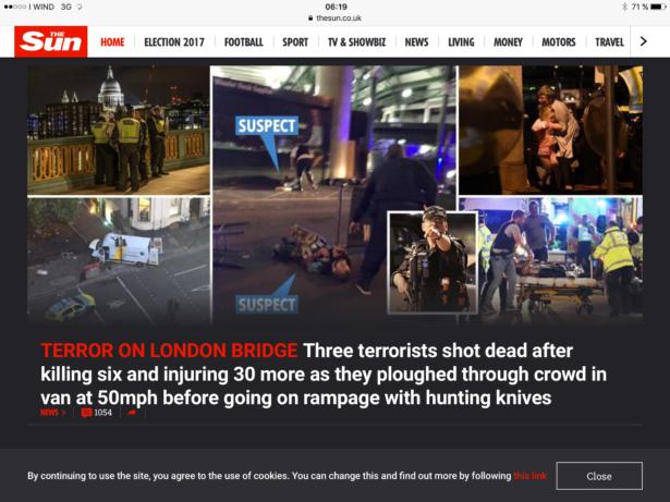 Großbritannien: Britische Regierung kündigt harten Anti-Terror-Kurs an