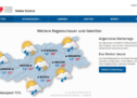 Neue Wetter-Homepage