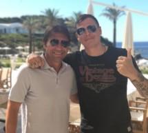 Philipp trifft Conte