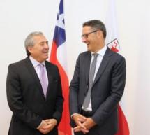 Chile als Partner