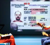 Glen Çaçi: kommunist kid