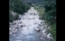 Plötzliche Flut