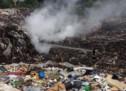 Erneuter Brand in Mülldeponie