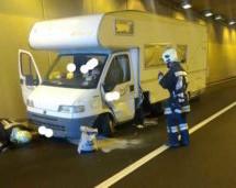 Crash in Niederdorf