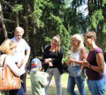 Der Wald-Kindergarten