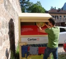 Einstiegsichere Container