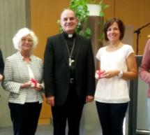 Medaille vom Bischof