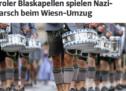 Wirbel um Nazi-Marsch