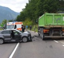 Zwei Unfälle in Bruneck