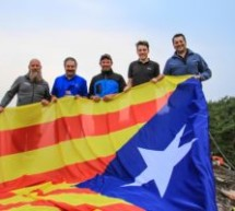 Schützen fiebern mit Katalanen