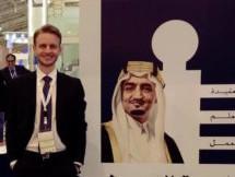 Ein Sarner in Saudi-Arabien