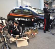 Fahrraddiebe in Haft